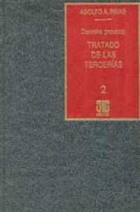 RIVAS, ADOLFO A.: Tratado de las tercerías. Tomo 2 (E.)