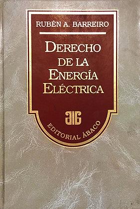 BARREIRO, RUBÉN A.: Derecho de la energía eléctrica (E.)