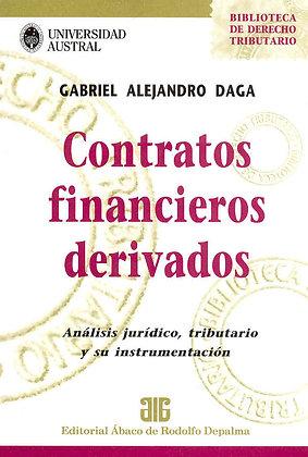 DAGA, GABRIEL A.: Contratos financieros derivados