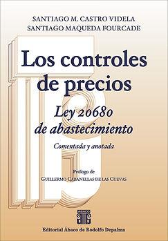 CV - MF - LOS CONTROLES DE PRECIOS sola.