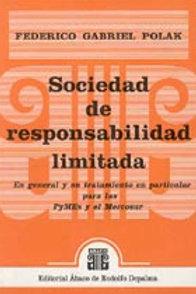 POLAK, FEDERICO G.: Sociedad de responsabilidad limitada
