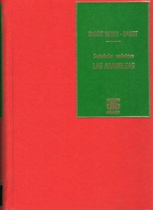 SASOT BETES, MIGUEL Á., y SASOT, MIGUEL P.: Las asambleas