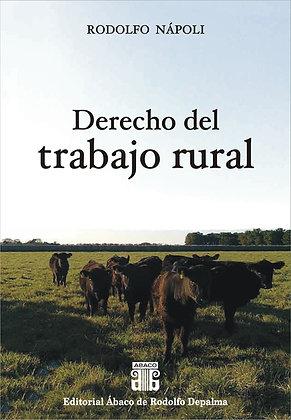 NAPOLI, RODOLFO: Derecho del trabajo rural