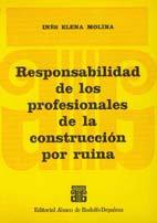 MOLINA, INÉS E.: Responsabilidad de los profesionales de la construcción por rui