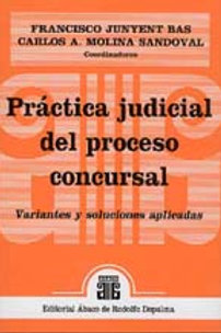 JUNYENT BAS y MOLINA SANDOVAL (coords.): Práctica judicial del proceso concursal