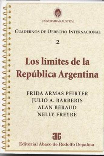 BARBERIS, JULIO A. (director): 2. Los límites de la República Argentina
