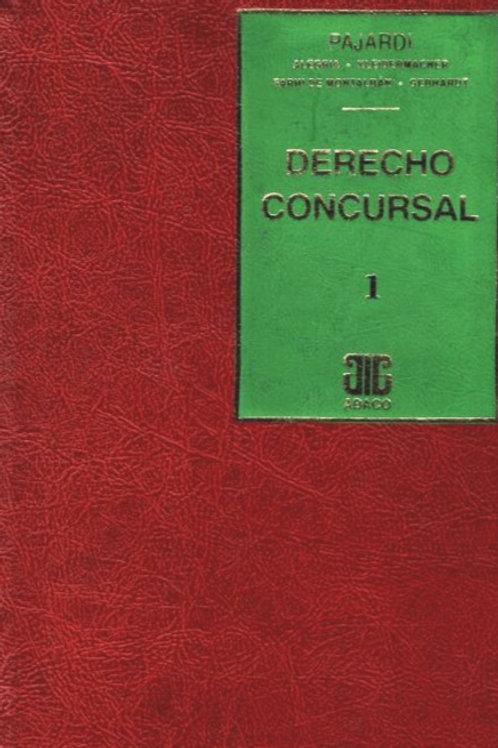 PAJARDI, PIERO: Derecho concursal. Tomo 1 (E.)