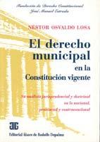 LOSA, NÉSTOR O.: El derecho municipal en la Constitución vigente