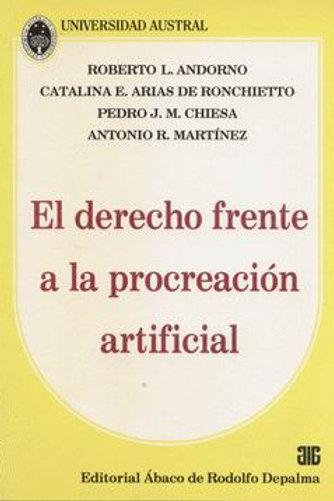 ANDORNO, ROBERTO L.; ARIAS DE RONCHIETTO, CATALINA E.; CHIESA, PEDRO J. M.; MART