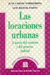 TORREGROSA, JUAN C., y FARTO, LUIS M.: Las locaciones urbanas