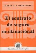OYARZÁBAL, MARIO J. A.: El contrato de seguro multinacional