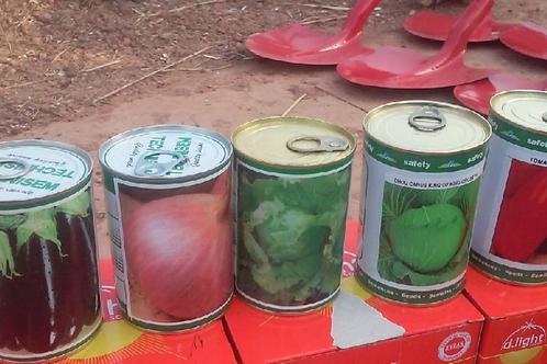 Boîte de semences