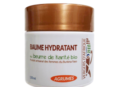 Baume hydratant Agrume