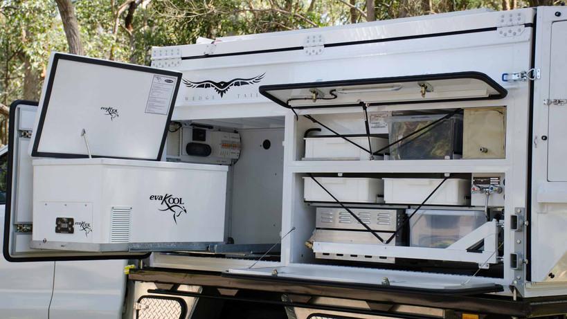 Wedgetail 22 Camper