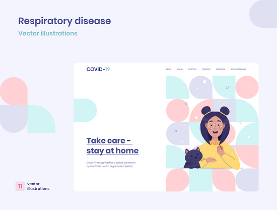 Illustrations COVID-19