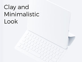 Minimal Apple mockups bundle