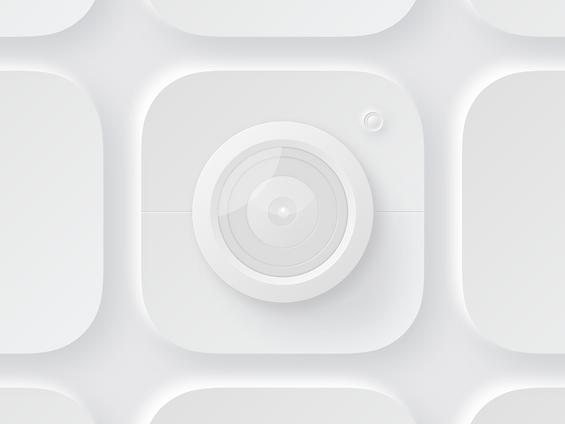 Lens app icon