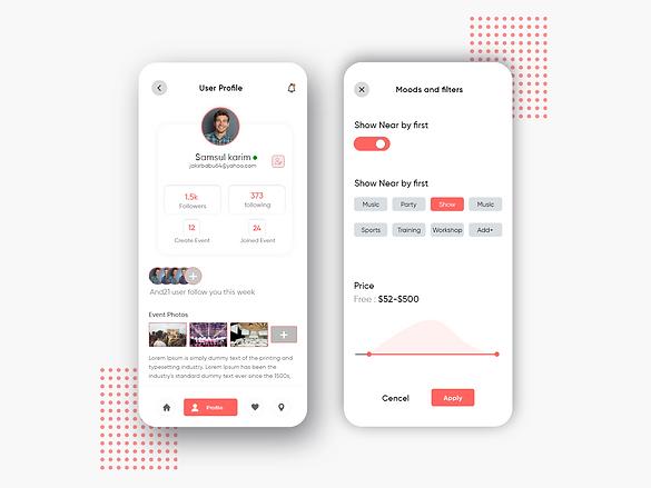 Event app