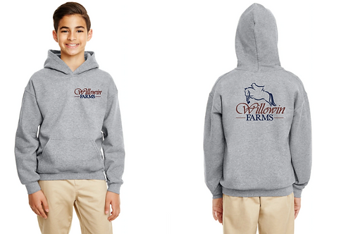 Youth Willowin Farms Hoodie Sweatshirt