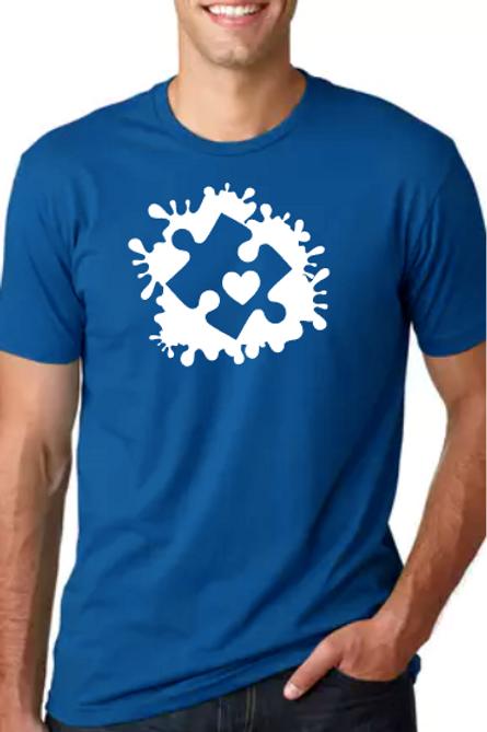 Youth Autism Awareness T-Shirts