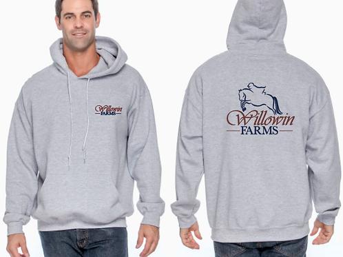 Adult Willowin Farms Hoodie Sweatshirt