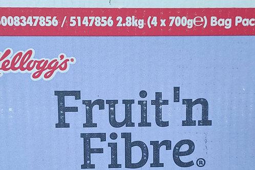 Fruit and Fibre 700g Bag