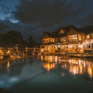 Night - Cottage
