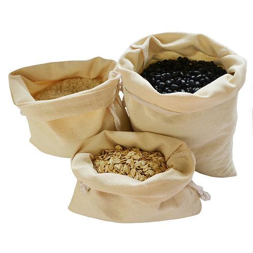 Bolsas para compras a granel