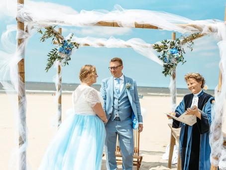 Waar je aan moet denken bij het plannen van een strand bruiloft