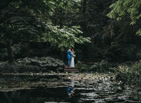 De mooiste plekken voor een bruidsreportage in hartje Rotterdam