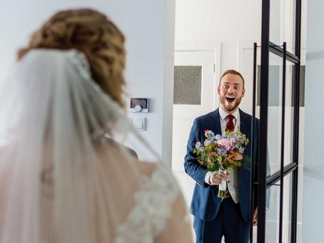 De perfecte bruidsfotograaf