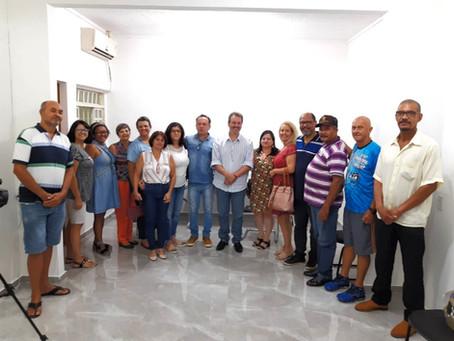 Sindicato realiza primeira reunião com prefeito de Jales para discutir reajuste