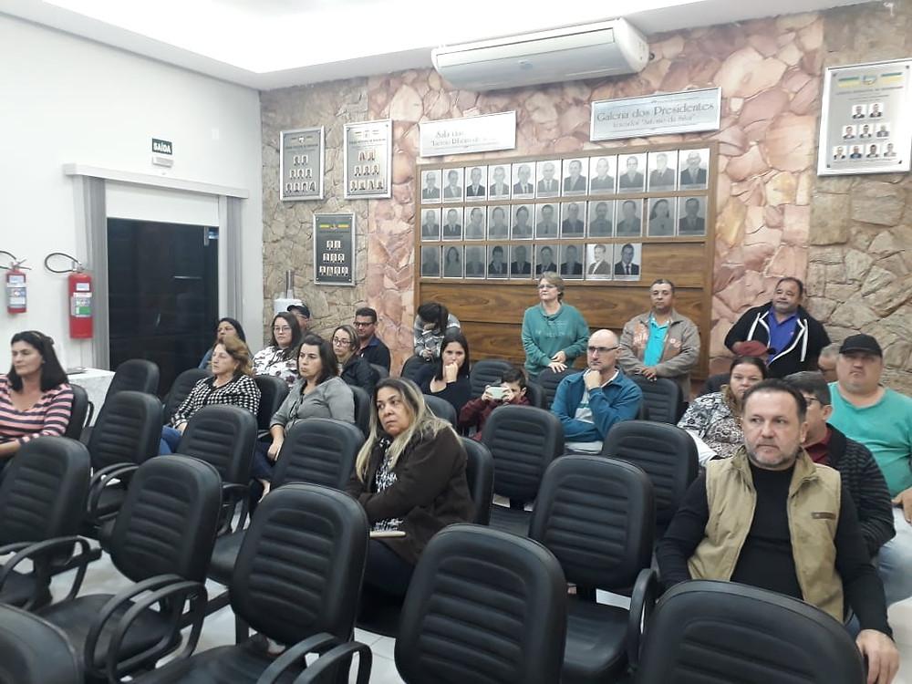 Sindicato dos Servidores Públicos Municipais de Jales em Região