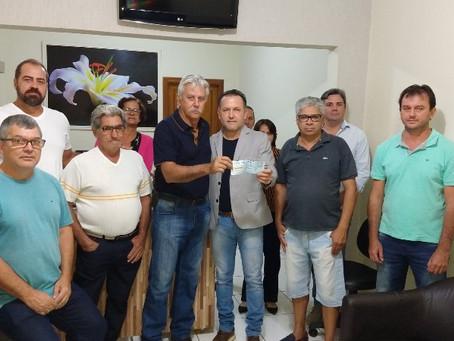 Sindicado renova parceria com Lar dos Velhinhos de Santa Fé do Sul