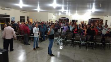 Servidores de Rubinéia aprovam proposta de reajuste salarial feita pelo prefeito
