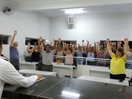 Servidores de Duas Pontes rejeitam contraproposta do prefeito