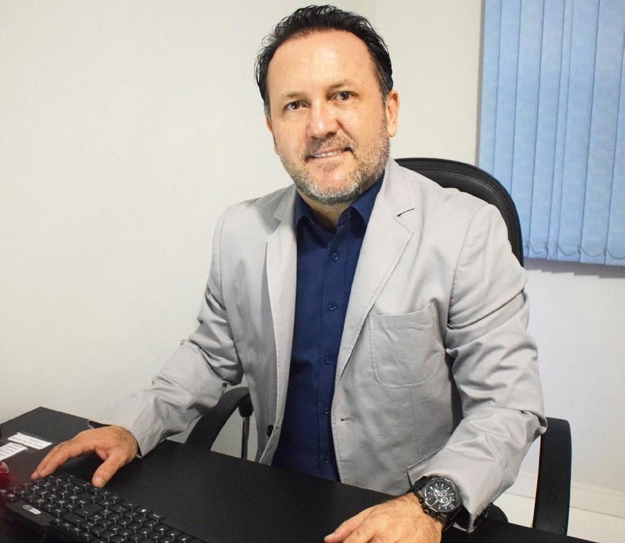 José Luis Francisco, presidente do Sindicato dos Servidores Públicos Municipais de Jales e Região