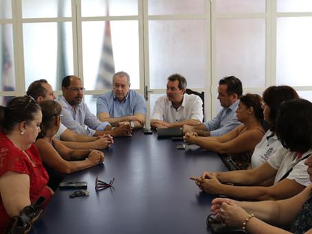 Sindicato pede reunião com prefeito de Jales para discutir reajuste salarial