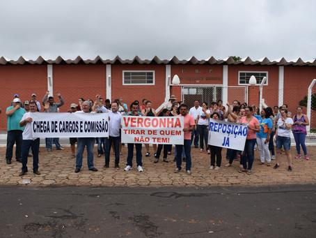 Sindicato vai recorrer contra decisão que exonerou 56 servidores da prefeitura de Meridiano