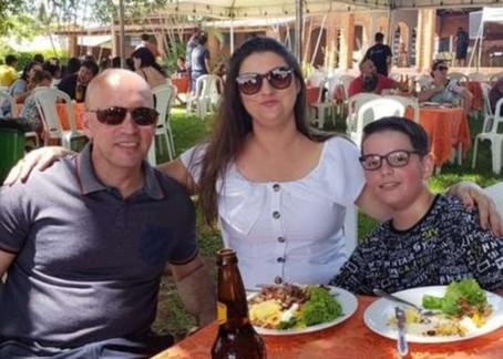 Família de Jales morta em acidente na SP-310 é sepultada em Auriflama
