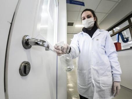 Spray desenvolvido pelo Senai elimina a presença do coronavírus em superfícies