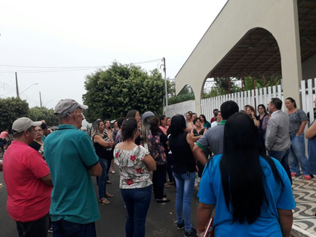 Depois de 16 dias, termina greve dos servidores municipais de Meridiano