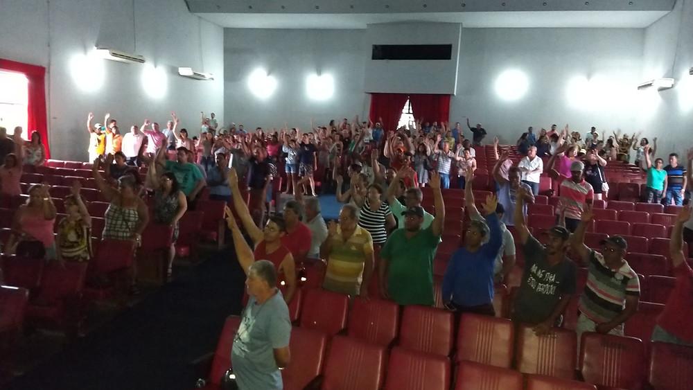 servidores Públicos Municipais de Jales