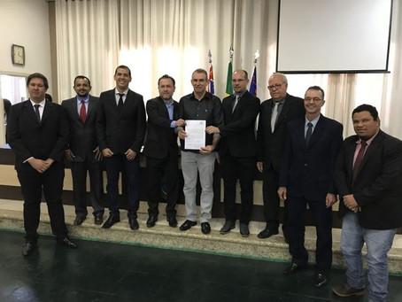 Câmara aprova lei de atualização da progressão funcional dos servidores de Santa Fé do Sul