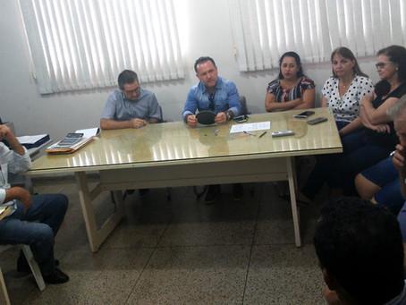 """Avança negociação entre Sindicato dos Servidores e Prefeitura de """"Duas Pontes"""""""