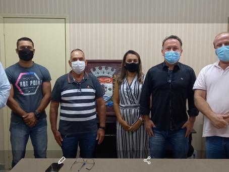 Sindicato apresenta alternativas para reposição de perdas do funcionalismo ao prefeito de Rubineia