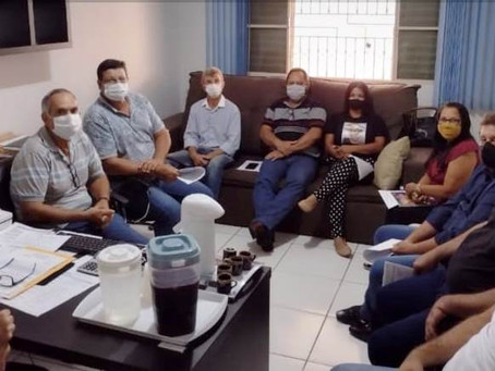 Sindicato e Câmara de Rubineia firmam compromisso em prol dos direitos dos Servidores
