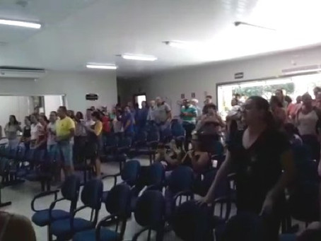 Servidores pressionam e Câmara de Pontalinda rejeita reajuste para prefeito,vice e vereadores