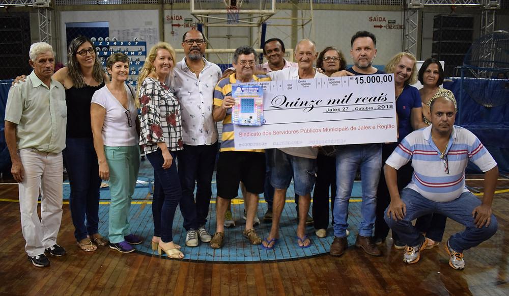 Festa do Sindicato dos Servidores Municipais de Jales e Região