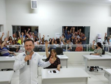 """Sindicato quer estender cesta básica a aposentados de """"Duas Pontes"""""""